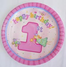 first_birthday_paper_plates