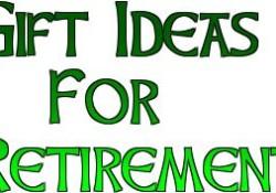 15 Gift Ideas For Retirement