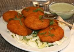 Aloo Paneer Tikki – Navratri Recipe