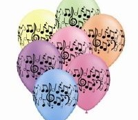 Musical Balloons – Party Game
