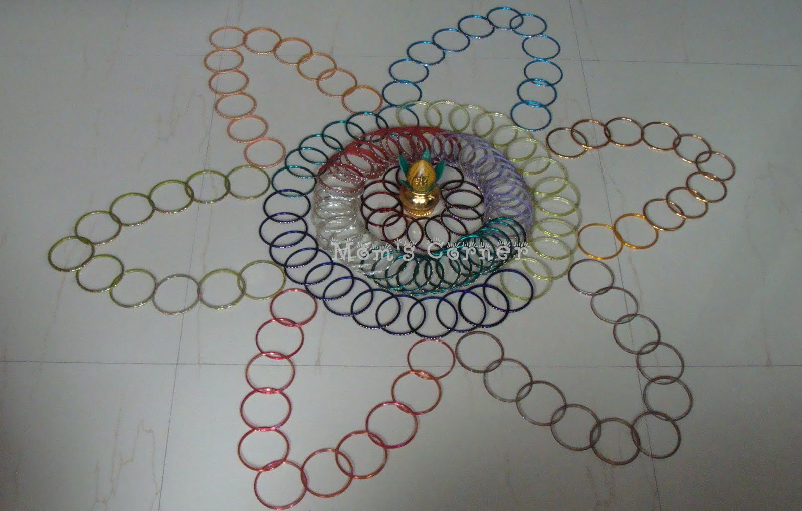 bangles_rangoli_karvachauth_party_Game