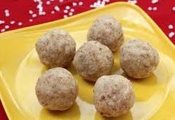 Yummy Sabudana & Coconut Ladoo – Navratri Recipe