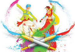 Dance Of Colors – Holi Party Game