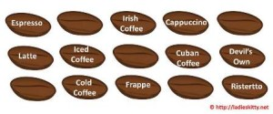 coffee tambola game
