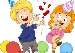 Couple Party Game - Pop The Balloon