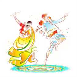 group party game for navratri