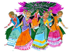12 Games For Navratri Theme Party