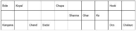 karvachauth tambola game