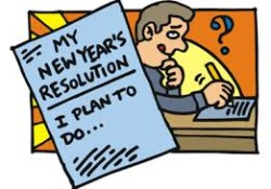 New Year Resolution – Party Game