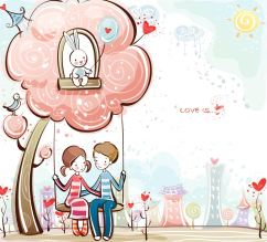 cute_little_couple_vector_1630_21