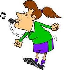 whistle+cartoon