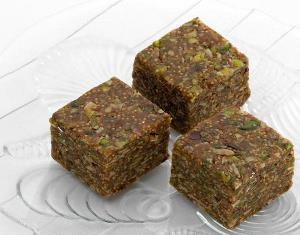 dhaniya burfi recipe