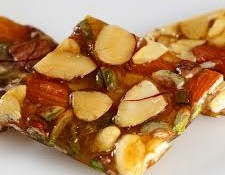 Mixed Nut Chikki Recipe – Janamashtmi Special