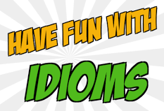Fun With Idioms – Party Game