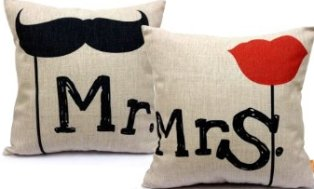pillow couple