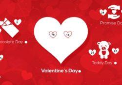 Valentine Week Tambola