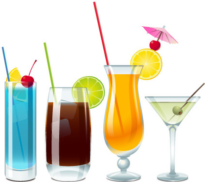 different_drink_vector_set_572212