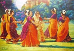 Teej Dance – Teej Party Games