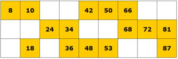 Free Printable Bingo Cards   Ladies Kitty